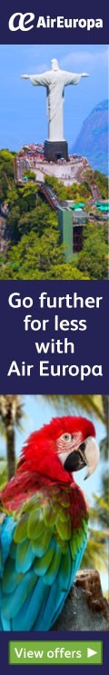 Air Europa reduced fares
