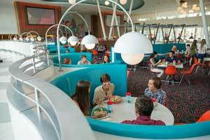 Bayliner Diner at Cabana Bay