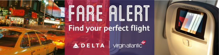 Fly with Delta Air Lines