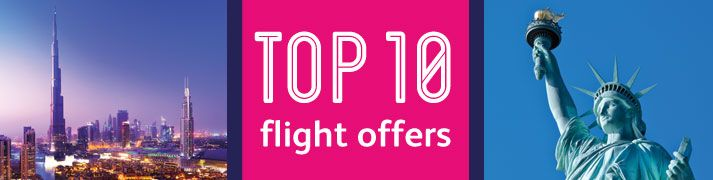 Top Ten Flights