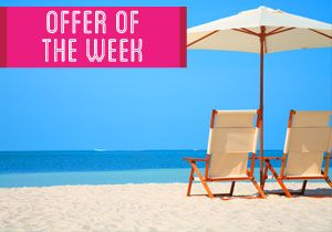 Holiday offer of the week