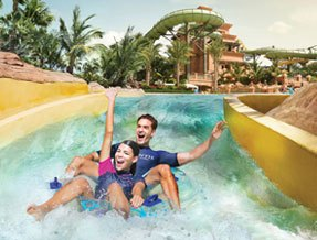 Aquaventure at Atlantis the Palm