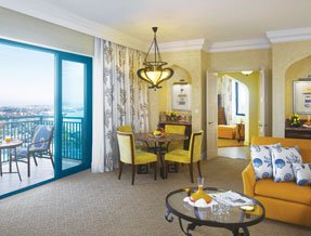 Executive Club Suites, Atlantis the Palm