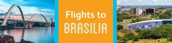 Cheap flights to Brasilia