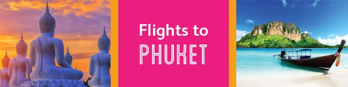 Cheap flights to Phuket
