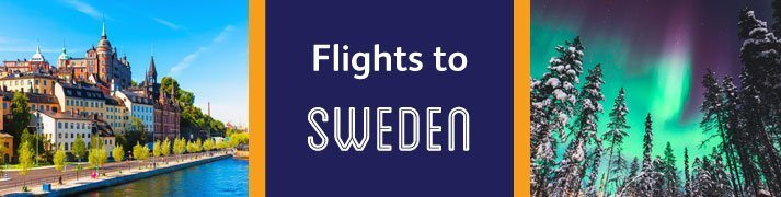 Sweden Cheap Flights