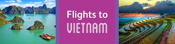 Flights to Vietnamfrom London