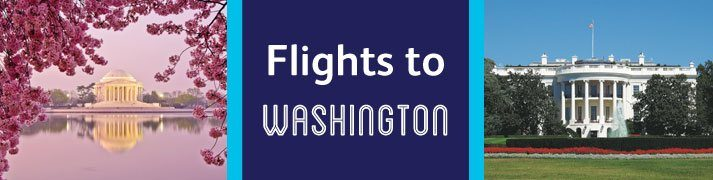 Washington DC flights