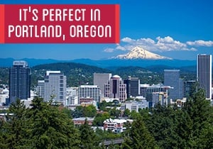 Experience it all in Portland, Oregon