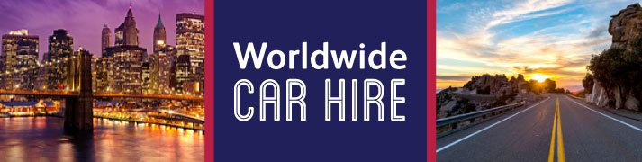 worldwide car hire
