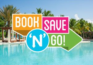 Book Save 'N' Go Sale