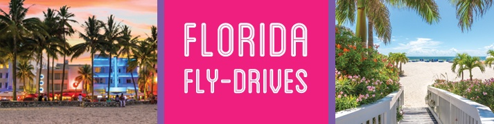 Florida USA fly-drive holidays