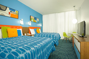 Family Suite at Cabana Bay