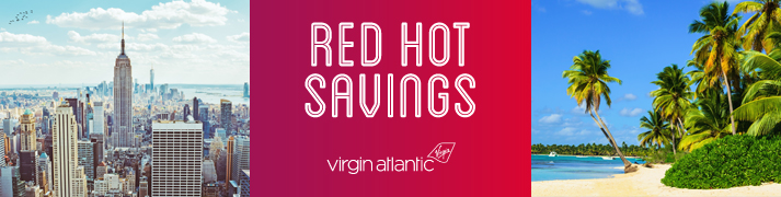 Holiday sale with Virgin Atlantic & Netflights.com