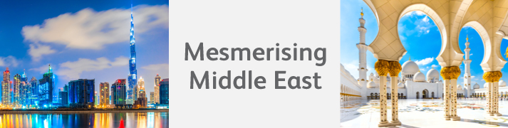 Holidays to the Middle East