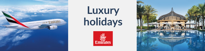 Great worldwide luxury holiday deals
