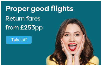 Proper good flight deals