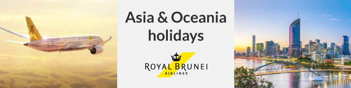 Great holiday deals with Royal Brunei