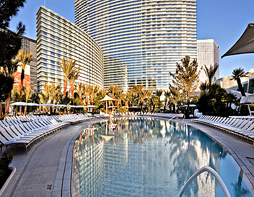 Aria Resort_LV_pool