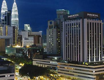 Cheap Holiday Deals At Parkroyal Kuala Lumpur With