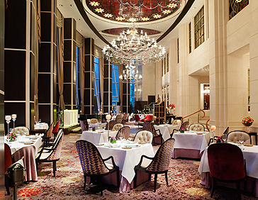 St Regis Singapore Dining
