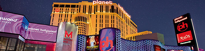 Planet Hollywood Hotel Information