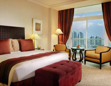 Beach Rotana Hotel Double room