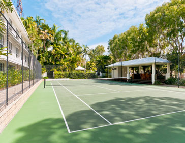 Mandalay Apartments_Port Douglas_04_Tennis