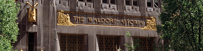 Waldorf Astoria Hotel Information