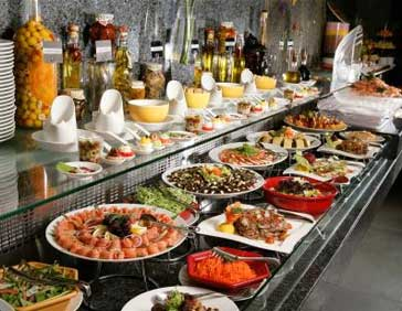 Towers Rotana Dubai Dining