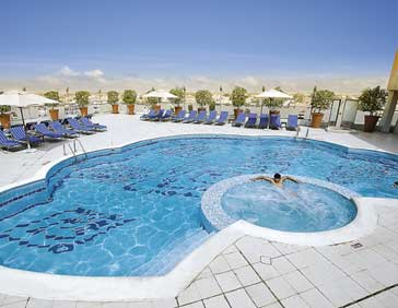 Towers Rotana Dubai Pool