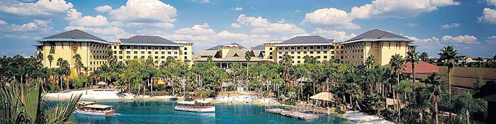 Loews Royal Pacific at Universal Hotel Information