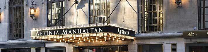 Affinia Manhattan Hotel Information