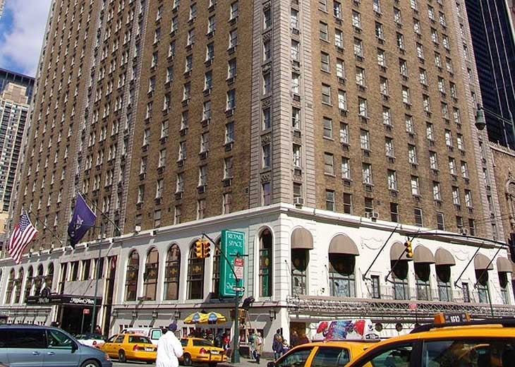 Cheap holiday and hotel deals at the Row NYC, New York ...