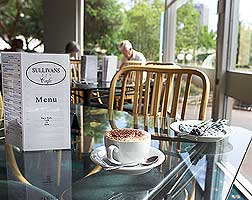 Sullivans Perth Cafe
